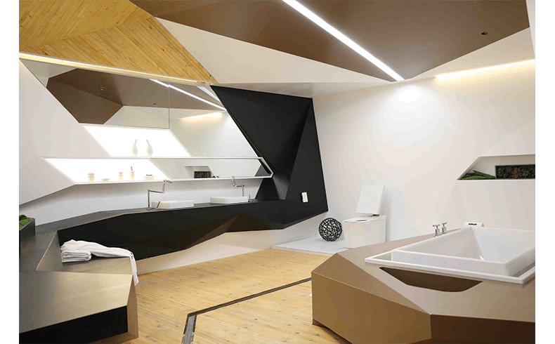 futuristic bathroom designs - kohler innovations