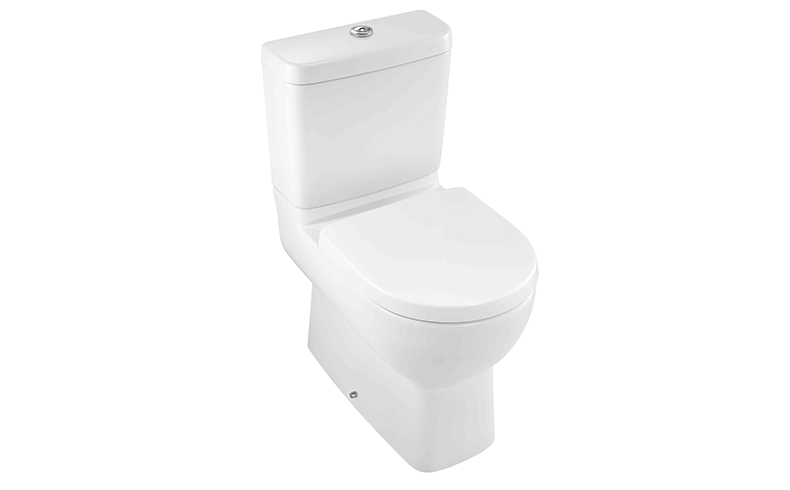Enjoyable A Compact Toilet For Small Bathrooms Kohler Reach Pabps2019 Chair Design Images Pabps2019Com