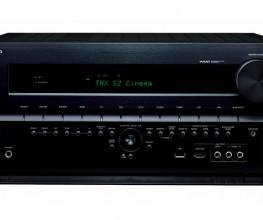 AV receivers for home cinemas