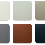 Six New Colorbond Steel Colours Metal Roofing