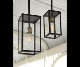 Stylish lighting for the verandah