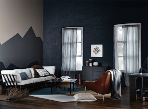 Dulux interior colour forecast for winter 2015
