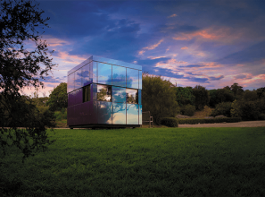 Portable building pods offer an alternative for space in the home
