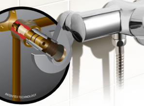 An inexpensive DIY-solution to replace old taps
