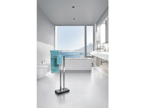 Budget-priced range of stainless steel bathroom accessories