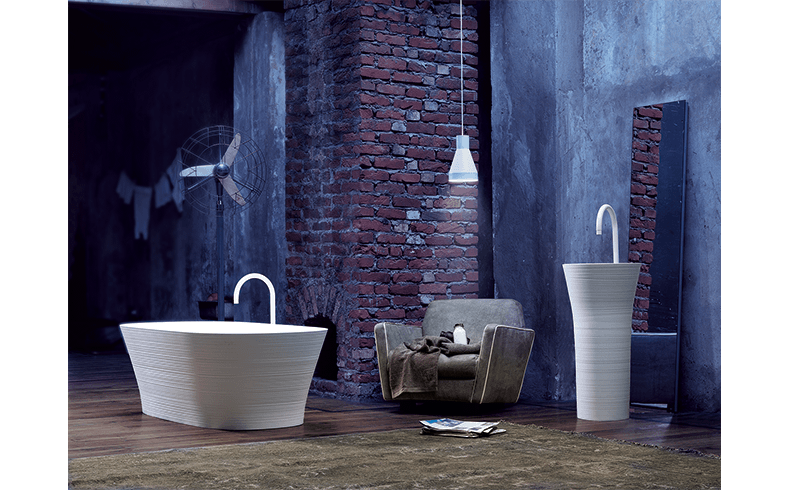 Falper Handmade Bath And Basin Collection From Rogerseller