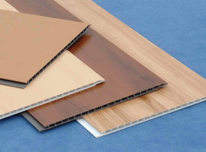 PVC wall and ceiling panels for easy DIY installation