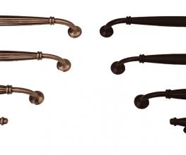 Saint Dennis kitchen-drawer pull handles