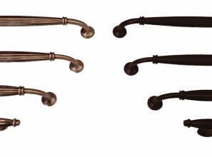 Saint Dennis kitchen-drawer pull handles