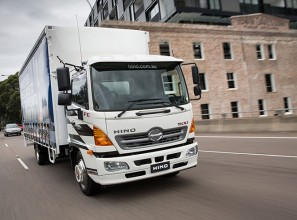 Kennards Hire adds more Hino trucks to its fleet
