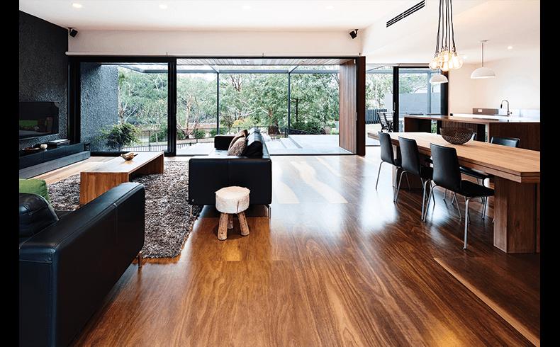 Australian Species Plywood For Flooring Panelling