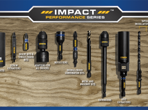 IRWIN Tools accessories for impact drivers