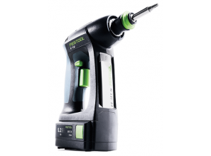 18-volt cordless drill/screwdriver for Tradies