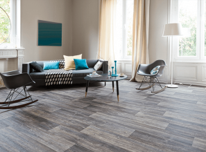 2015 range of cushioned vinyl flooring from France