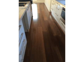Compressed- wood technology provides stronger Australian hardwood flooring