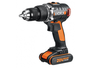 20-volt cordless hammer drill for Tradies and DIYers