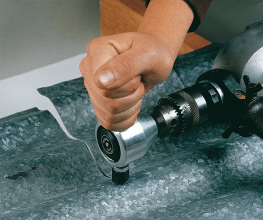 Sheet metal cutting tools for Tradies