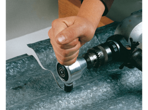Sheet metal cutting tools for Tradies