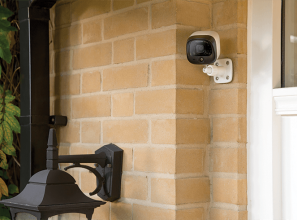Range of 4 Panasonic home security kits