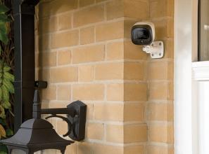 Range of 4 Panasonic home security kits