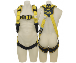 Fall-protection harnesses designed for comfort and safety