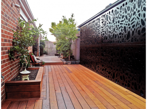 Australian-made timber screens for outdoors and indoors