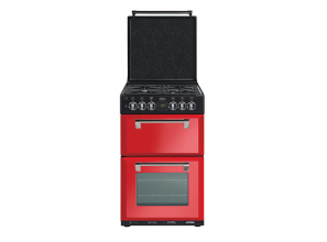 Mini range cooker at 55cm wide suitable for small kitchens