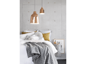Three pendant lights from Beacon for the 2015/16 season