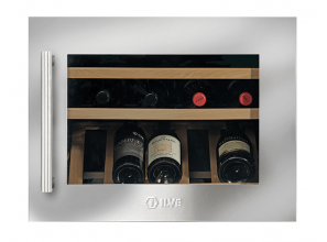 Dedicated refrigerated appliances to store wine and beer