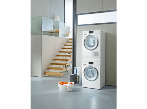 Miele's 2016 models German-engineered washer and dryer