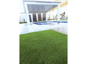 Range of three artificial lawns for 2016
