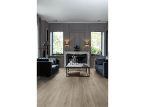 State-of-the-art vinyl flooring that replicates timber planks