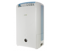 Desiccant dehumidifiers for drying-out painting, plastering and concreting work