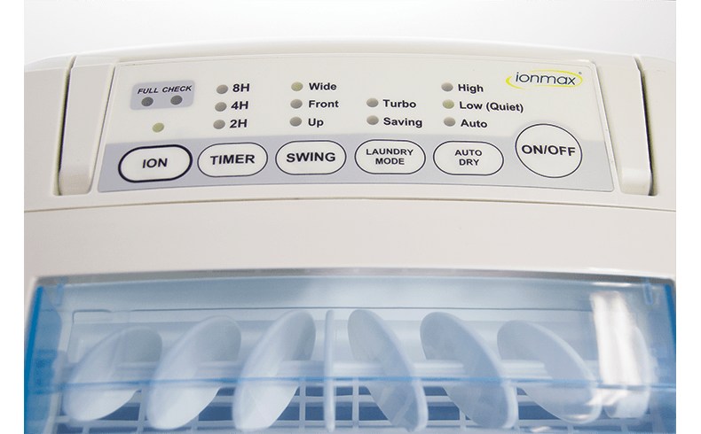 100072_Ionmax-ION612-Desiccant-Dehumidifier---Control-Panel