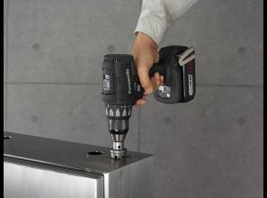 Three lightweight cordless drills from Panasonic
