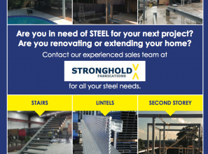 Structural steel and steel-fabrications for the Sydney home-renovating market