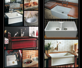 Some of the world's best sinkware and porcelain basins