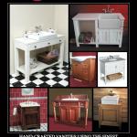 Hand-made vanities