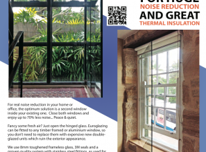 Retrofitting double-glazing to existing windows