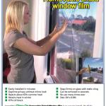 Removable Window Film
