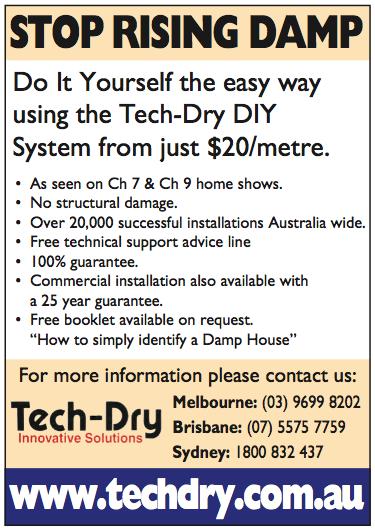 Stop Rising Damp Damp Control Renovating