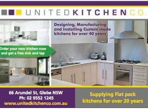 Quality kitchens from Glebe NSW