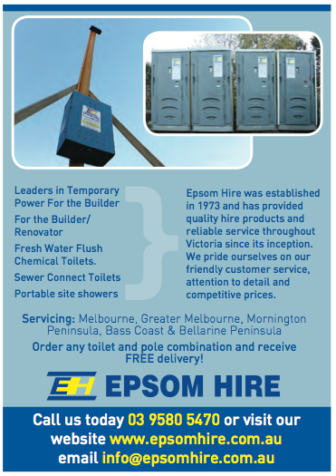 Hire Of Light Poles And Toilets Equipment Hire General