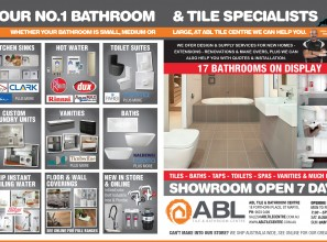 ABL Tile & Bathroom Centre