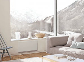 2016-series electric panel heaters from Norway