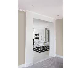 Simple two-step Duo cornice from CSR Gyprock