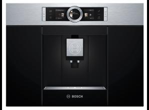 Built-in deluxe Bosch coffee machine