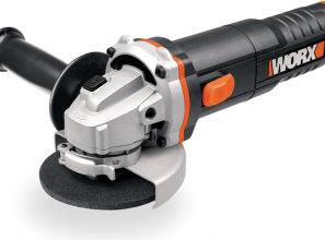 Lightweight 100mm angle grinder for $64.95