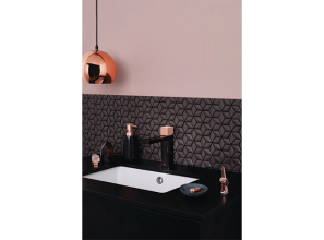 Dorf creative collaboration produces designer bathroom tapware
