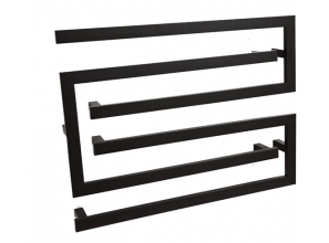 3-piece towel rail that allows you to position in various configurations